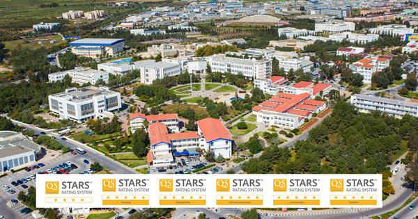 EMU Receives 5 Stars in Five Categories of QS Stars Ratings
