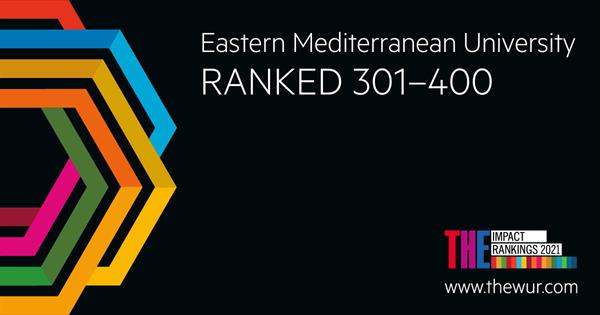 EMU Continues to Advance Its Place in World University Rankings
